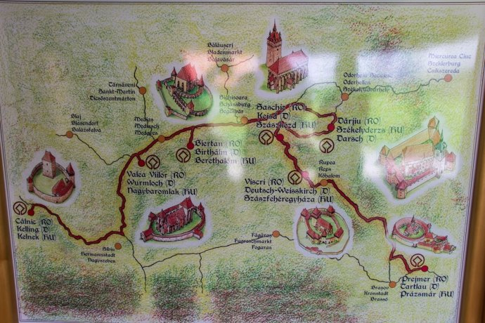 UNESCO Fortified Churches Transylvania