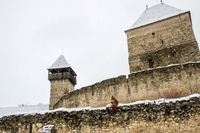 Calnic Fortified Church, Transylvania, Romania