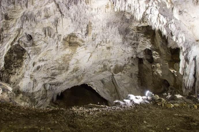 Pestera Meziad Cave, Western Carpathians, Romania