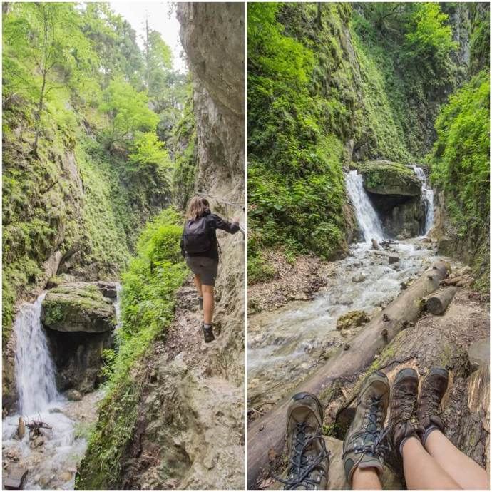 7 Ladders Canyon | Canionul 7 Scari Romania