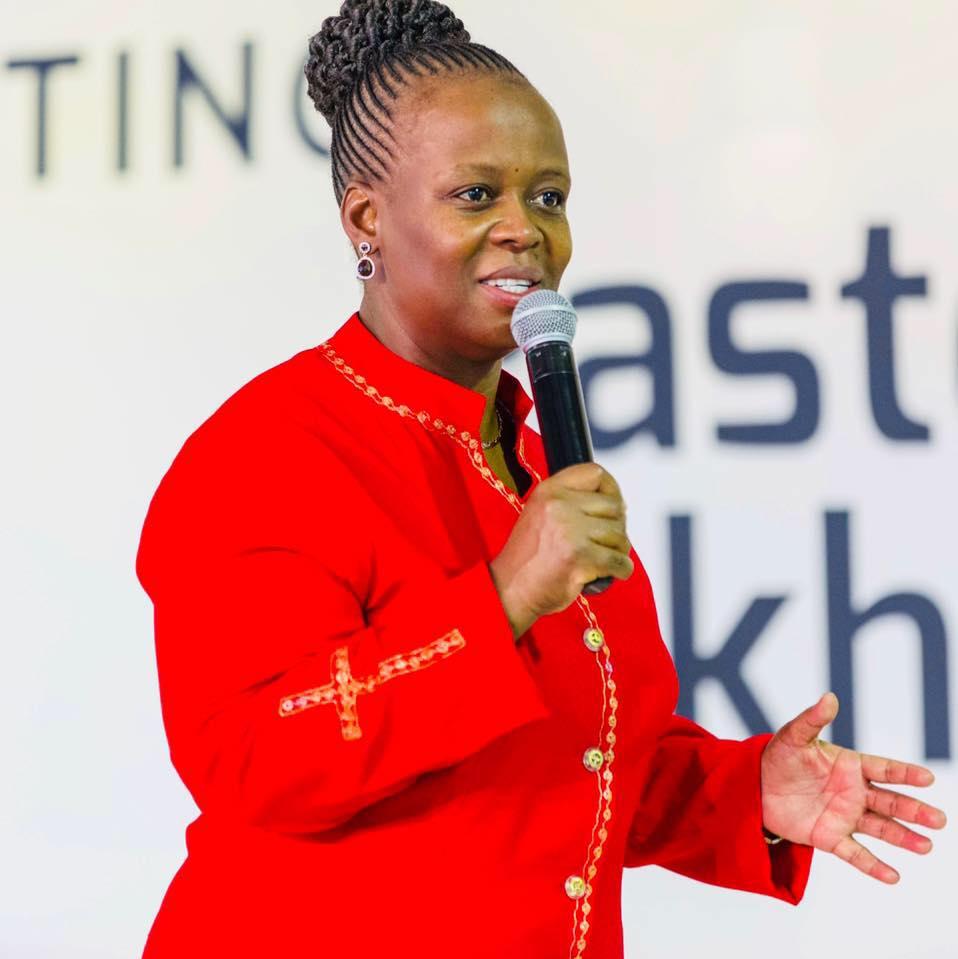 Pastor Mukhuba