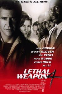 """""""...And Jet Li, the only film I saw him in was 'Lethal Weapon 4′ and it was such an awful film that I couldn't finish it."""" - Bob Wall"""