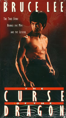 """The 1993 Bruce Lee documentary """"Curse of the Dragon,"""" which Bob Wall produced."""