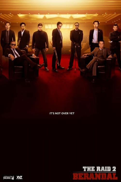 Algemene poster van The Raid 2: Berandal