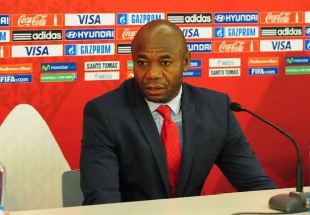 Image result for pic of amuneke coaching in sudan
