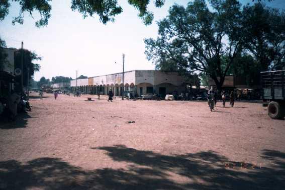CHAD-Sarh