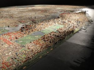 Panorama of New York City on Display at The Queens Museum of Art