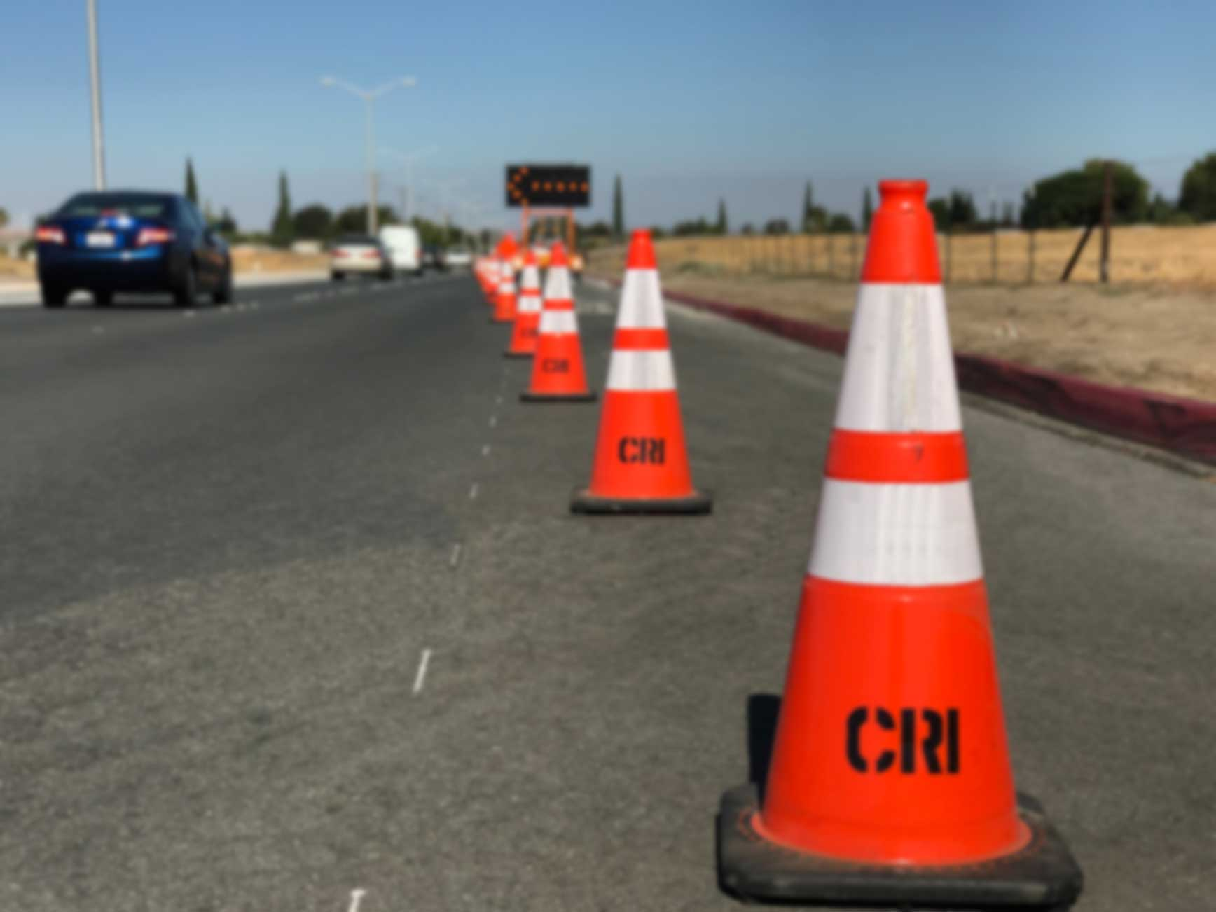 Construction Traffic Safety Signs Are Vital