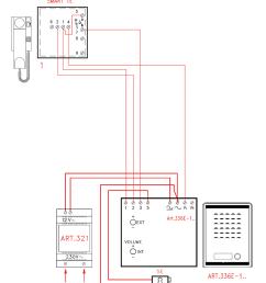 videx smk1s 1 way access control audio kit securitron mag lock wiring diagram [ 856 x 994 Pixel ]