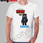 T-Shirt Brawl Stars Crow