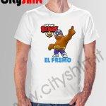 T-Shirt Brawl Stars El primo