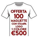 100 magliette