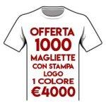 1000 magliette