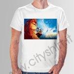 maglietta il re leone