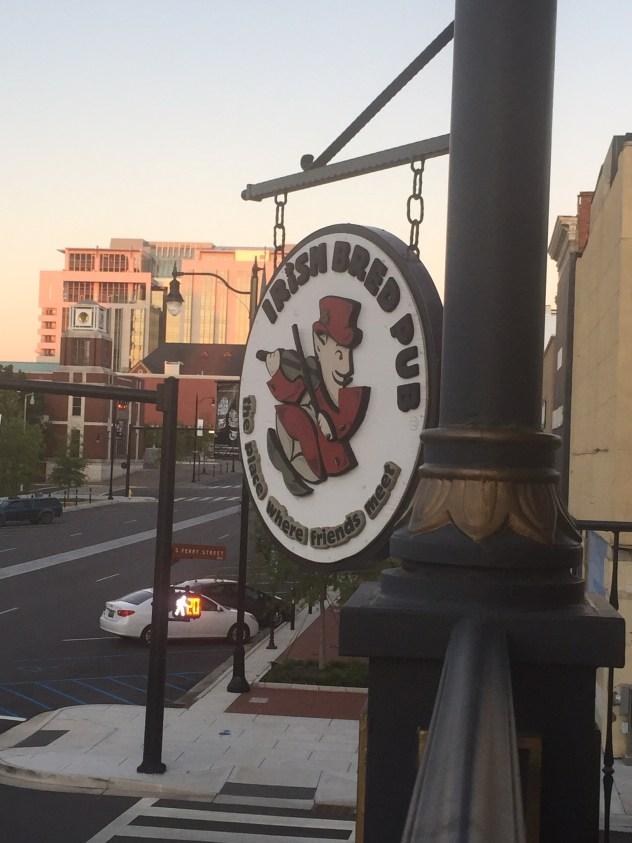 Downtown Montgomery, AL