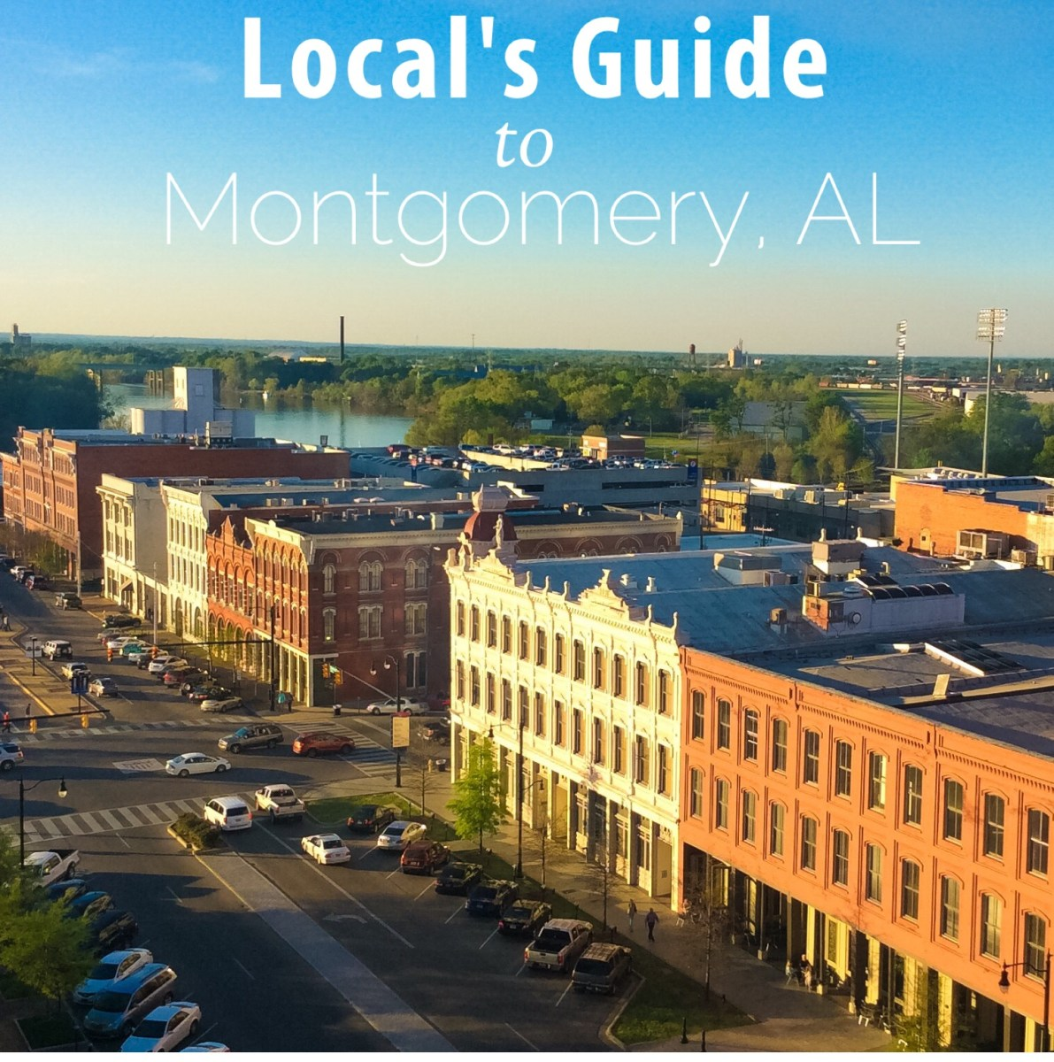 Local's Food Guide to Montgomery, Alabama