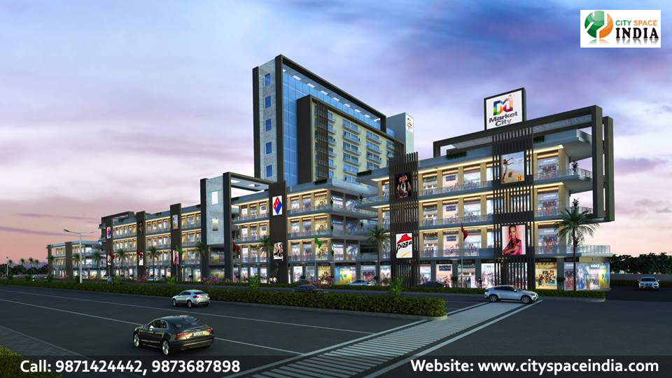 Orris Market City Sector 89 Retail Shops and Food Court Gurgaon