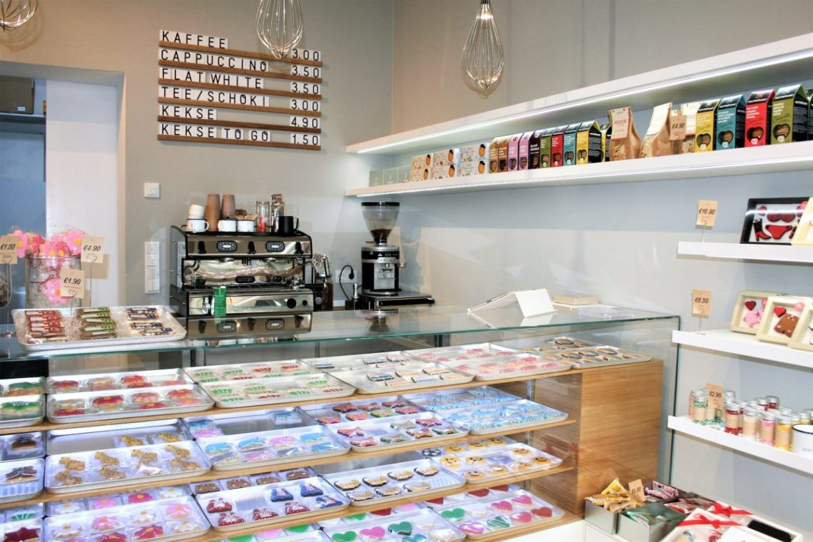 Munich's Top Sweet Treat Shops for Valentine's Day