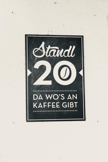 Standl 20 - Coffee roasters in Munich