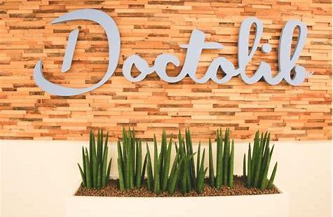 Doctolib online booking