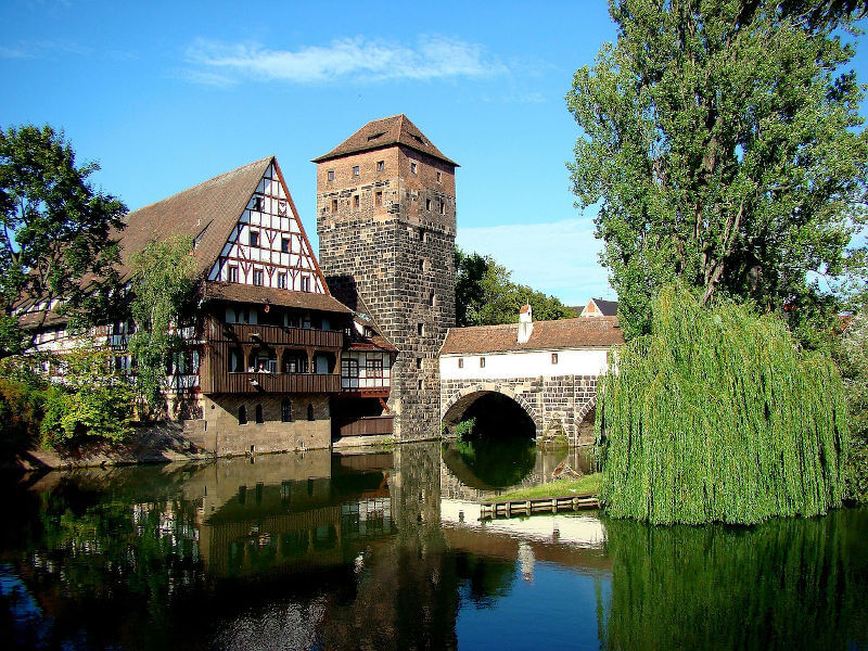 Nuremberg Visit