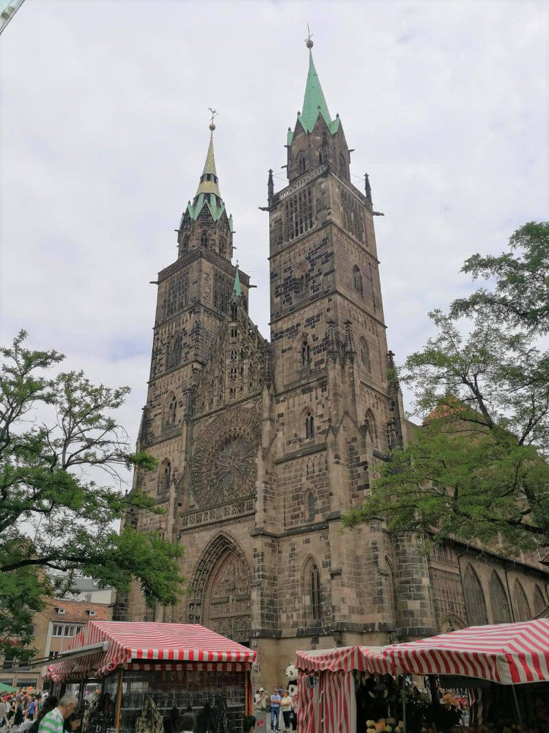 St. Lawrence's Church in Nuremberg