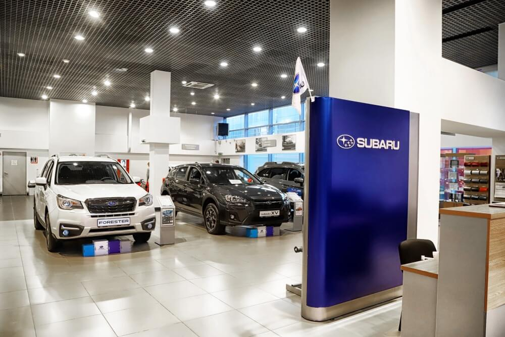 What Should You Do With Your Aging Car Subaru Dealers Advice