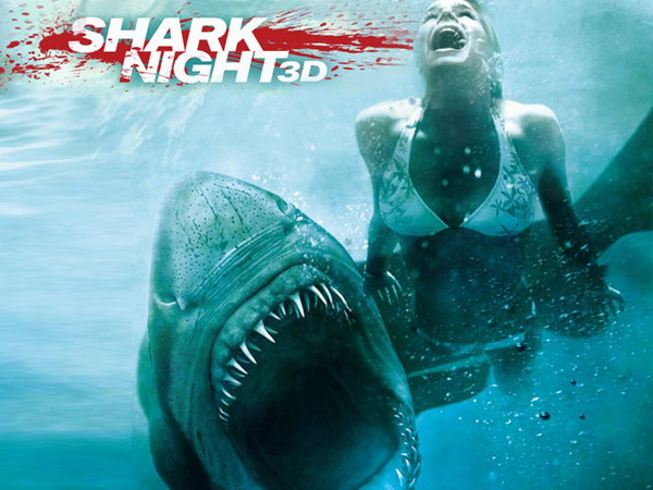 《大白鯊3D》水面下的血盆大口 - 電影心得情報版 ::::Citytalk城市通