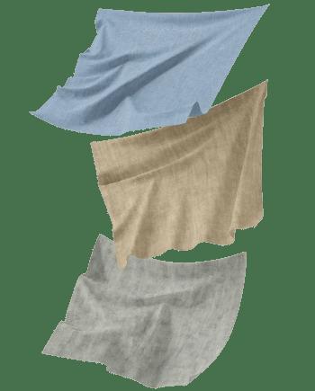 Lino stone washed