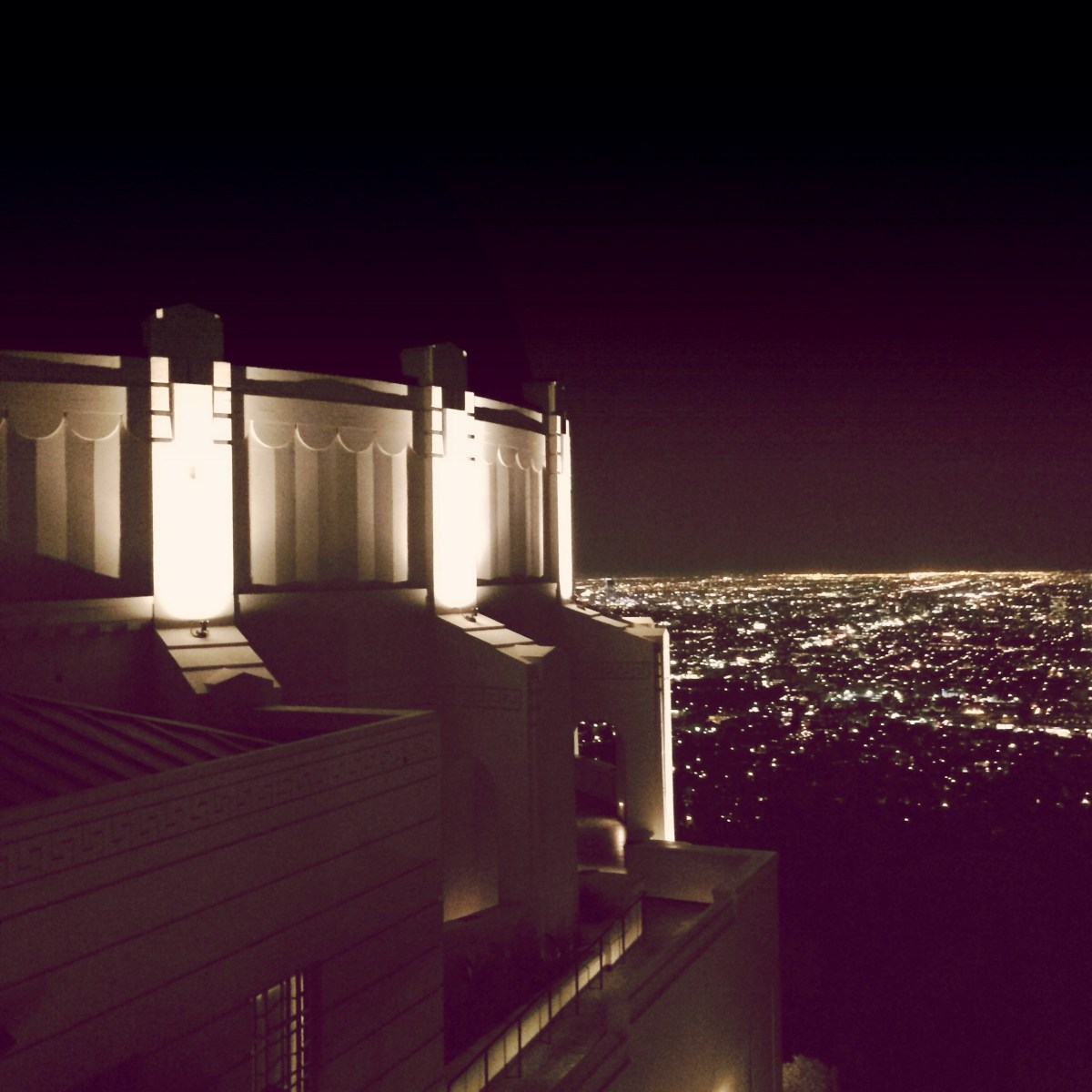 美國西岸長征遊記 – Griffith Observatory, Los Angeles