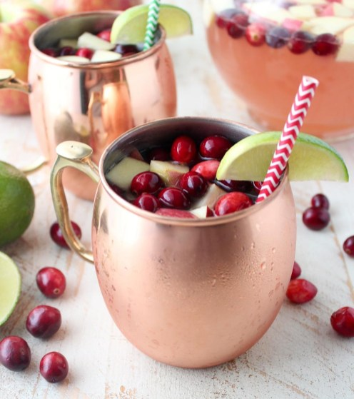 Cranberry-Apple-Moscow-Mule-Punch-7