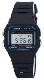 Casio Classic Sports Chronograph F-91W-1SDG Men's Watch