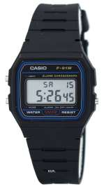 Casio Classic Sports Chronograph F-91W-1SDG Men's Watch