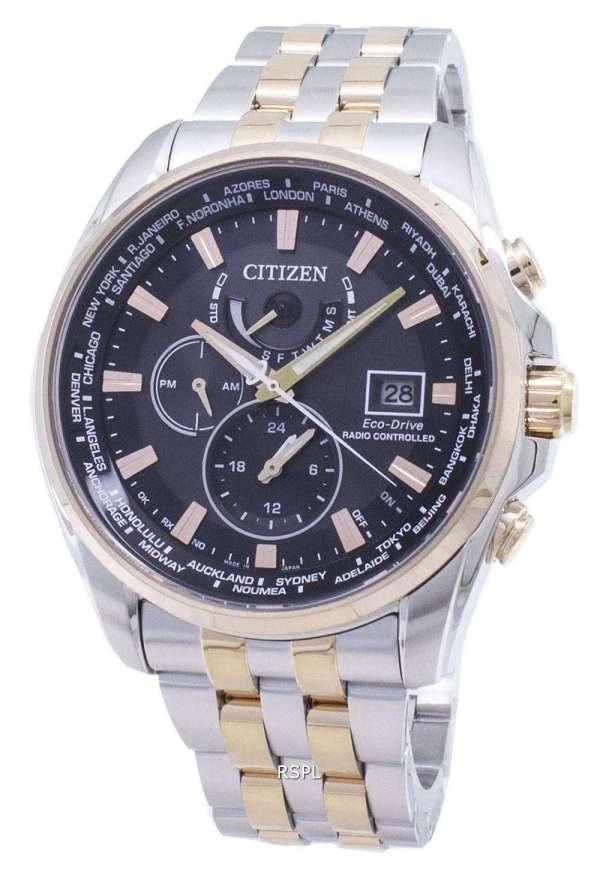 Citizen Eco-drive At9038-53e Radio Controlled 200m Men' Watch