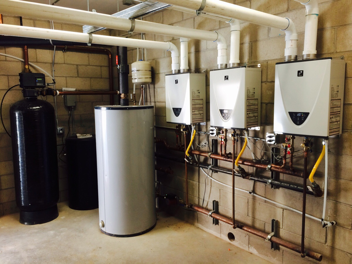 Commercial And Residential Boilers  City Wide Services