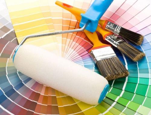 Идеи покраски стен, что необходимо иметь и с чего начать?