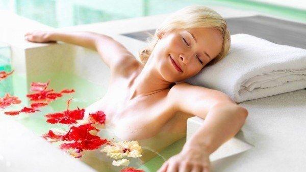 Ванные процедуры с пользой для здоровья и красоты