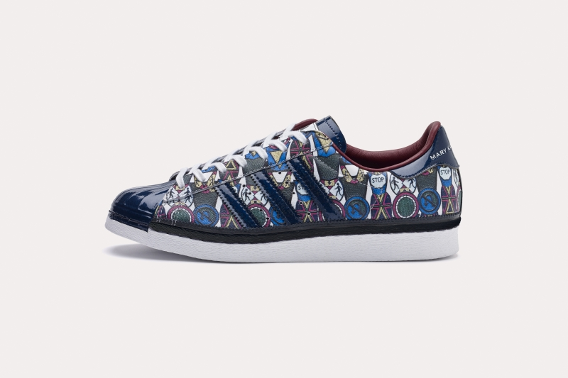 Коллекция adidas Originals by Mary Katrantzou 2015