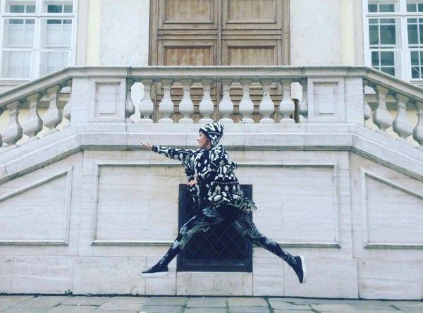 Ксения Собчак назвала Хэллоуин своим профессиональным праздником