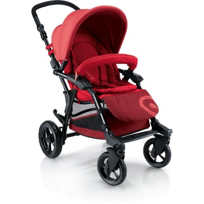 Немецкий и американский подходы к созданию детских колясок на примере брендов Concord и 4moms