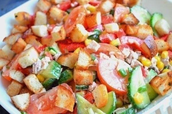 """Как приготовить салат """"Эдельвейс"""" - быстрый рецепт"""