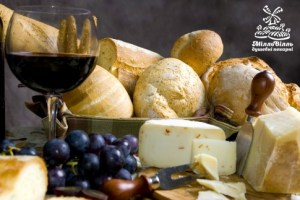 Рецепты вкуснейших канапе под лучшее вино из Франции