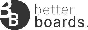 Better Boards Logo F