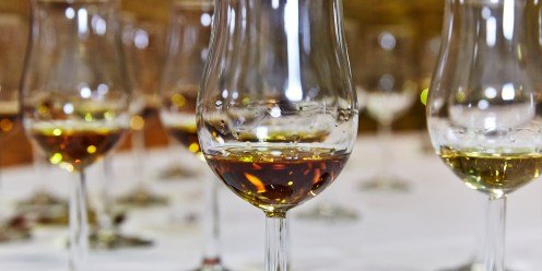 Private whisky tasting at The Whisky Exchange