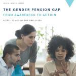 Pension gender gap risks long-term problems