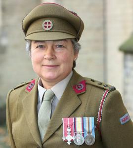 Commandant Philippa Lorimer MBE (Image)