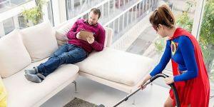 unpaid housework