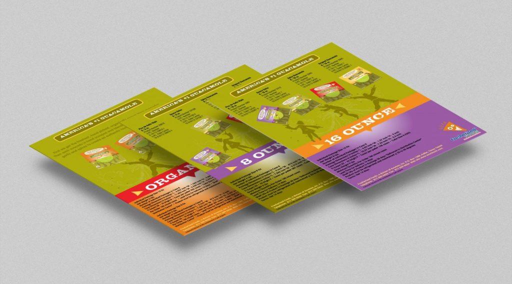 press kit POS sheets