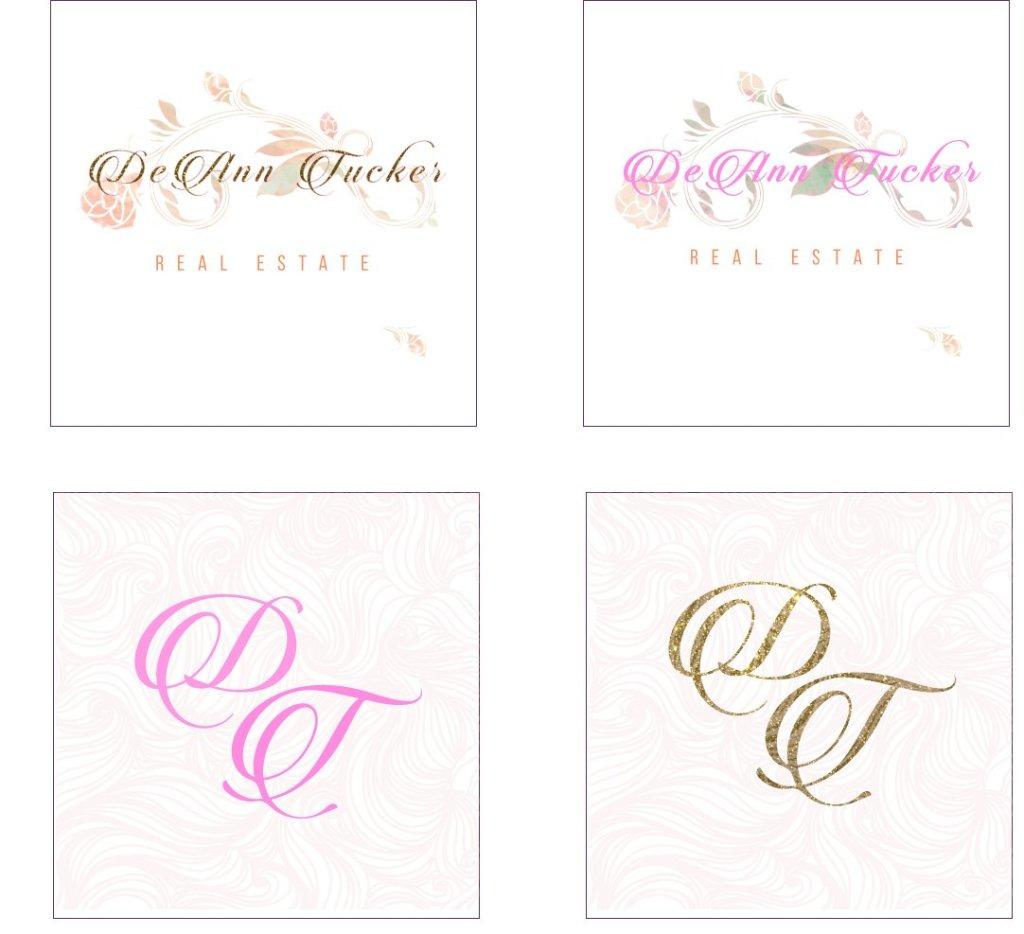 DeAnn Tucker Logo Studies