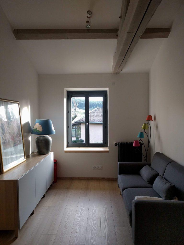 coin détente étage maison de campagne rénovée cityzend